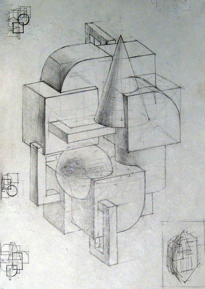 Творчий конкурс при вступі на архітектора